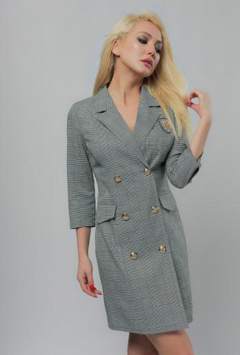 d976c20b3d5 Платье пиджак 3202 лапка