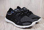 BONA дышащие беговые мужские кроссовки сетка, фото 2