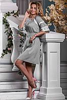 Летнее платья с коттона Eks0117