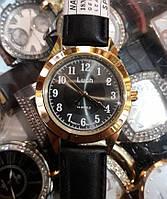 Годинник Промінь 126 механічні з арабськими цифрами на чоловічі ремені круглі діаметр 3.8 см Білорусь