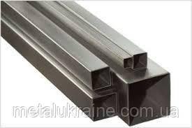Труба бесшовная профильная 80х40х6 мм сталь 20