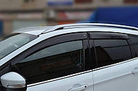 Дефлекторы окон Cobra Tuning широкие Ford Kuga 2013-