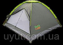 Палатка трехместная 1012 GreenCamp