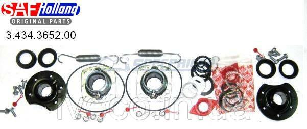 Ремкомплект розжимного вала тормозного  SAF-SK 500/SK 500 PLUS 3434365200