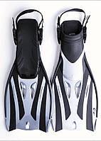 Ласты для дайвинга без пятки YF52 размер L/XL (41-45)