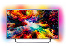 Телевизор Philips 55PUS7503/12 (PPI1700Гц, 4K Smart Android, Quad Core, P5 Perfect Picture, DVB-С/Т2/S2, 45Вт), фото 2