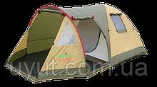 Палатка трехместная Х-1504 GreenCamp