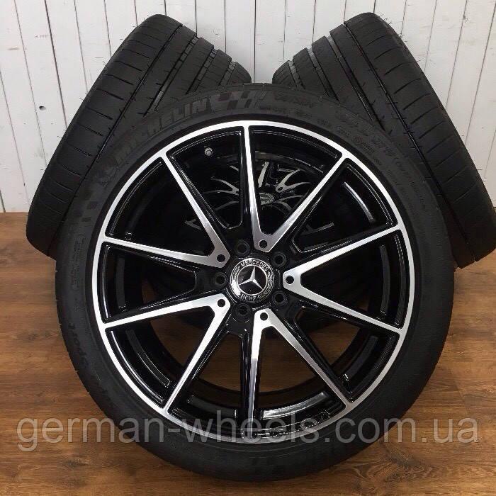 Разноширокие оригинальные диски Mercedes AMG-GT EDITION 1 GT-Class (C190)
