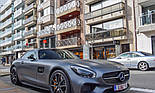 Разноширокие оригинальные диски Mercedes AMG-GT EDITION 1 GT-Class (C190) , фото 3