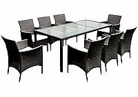 Набор садовой мебели Madrid стол + 8 кресел, фото 1