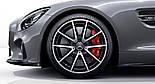 Разноширокие оригинальные диски Mercedes AMG-GT EDITION 1 GT-Class (C190) , фото 5