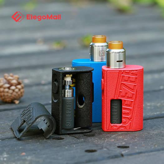 Электронная сигарета Hugo vapor squeezer kit Squonker Оригинал