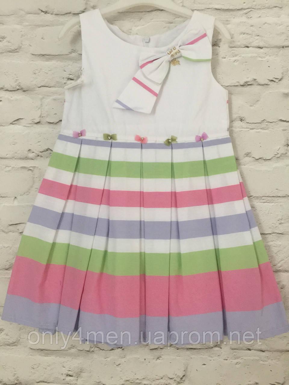 Платья для девочек  , одежда для девочек 92-110 см