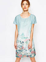 Платье  Uttam Boutique S Бирюзовый 8000022