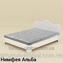 Кровать-150 МДФ полуторная стандартная