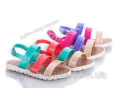 Детская коллекция летней обуви 2018. Детские босоножки бренда ВВТ для девочек (рр. с 30 по 35)