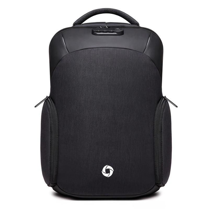 Рюкзак городской для ноутбука Ozuko 15.6 черный