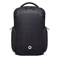 Рюкзак городской с замком для ноутбука 15.6 Ozuko с USB портом