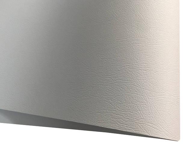 Дизайнерский картон Vivaldi Set Deri с тиснением кожа, белый, 300 гр/м2