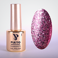 Гель-лак Piatto DIAMANTE №3 9ml