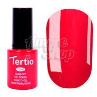 Гель-лак Tertio №003 (темно-карминовый, эмаль), 10 мл