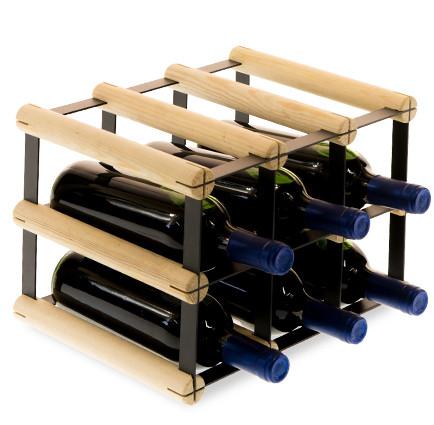 Винна полиця RW-8 3x2 для 6 пляшок