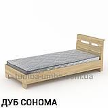 Кровать Стиль-90 односпальная модульная, фото 5