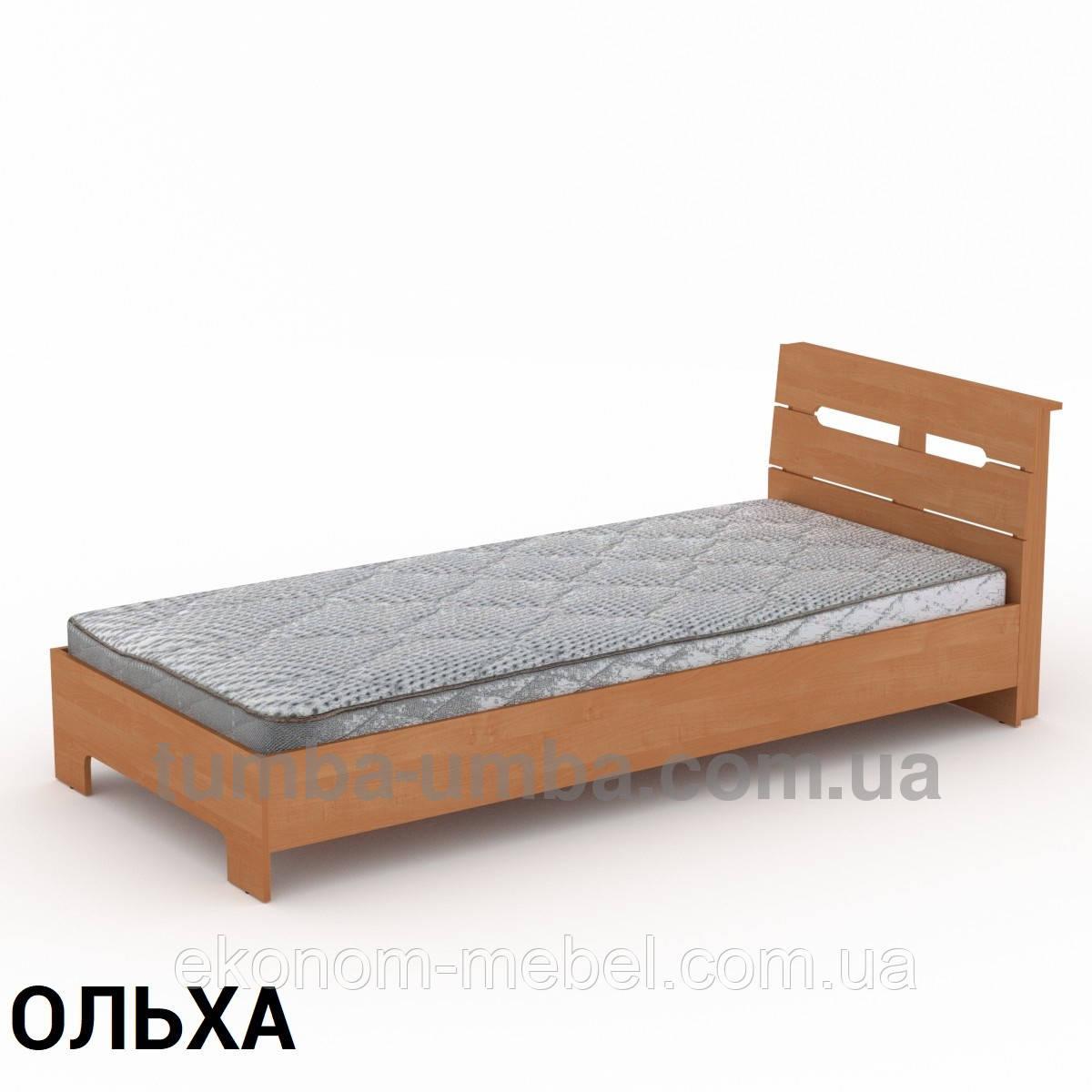 Кровать Стиль-90 односпальная модульная