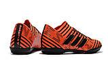 Сороконожки adidas Nemeziz Tango 17.3 TF red, фото 2