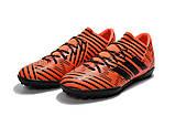 Сороконожки adidas Nemeziz Tango 17.3 TF red, фото 3