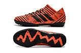 Сороконожки adidas Nemeziz Tango 17.3 TF red, фото 4