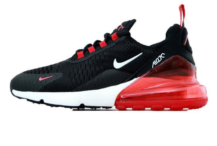 Мужские кроссовки Nike Air Max 270 Black Red - купить по лучшей цене ... 0b7478c1d8ac7