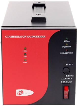 Стабилизатор напряжения PrologiX AVR-1000 LED, фото 2