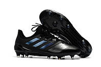 Бутсы 2018 Adidas ACE 17.1 Leather FG black, фото 1