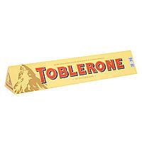 Молочный шоколад Toblerone с медом и нугой