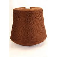 Акрил 2/32 №607  Состав: 100% акрил Пряжа в бобинах для машинного и ручного вязания