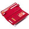 Женский кошелек  кожаный красный Eminsa 2117-12-5, фото 4