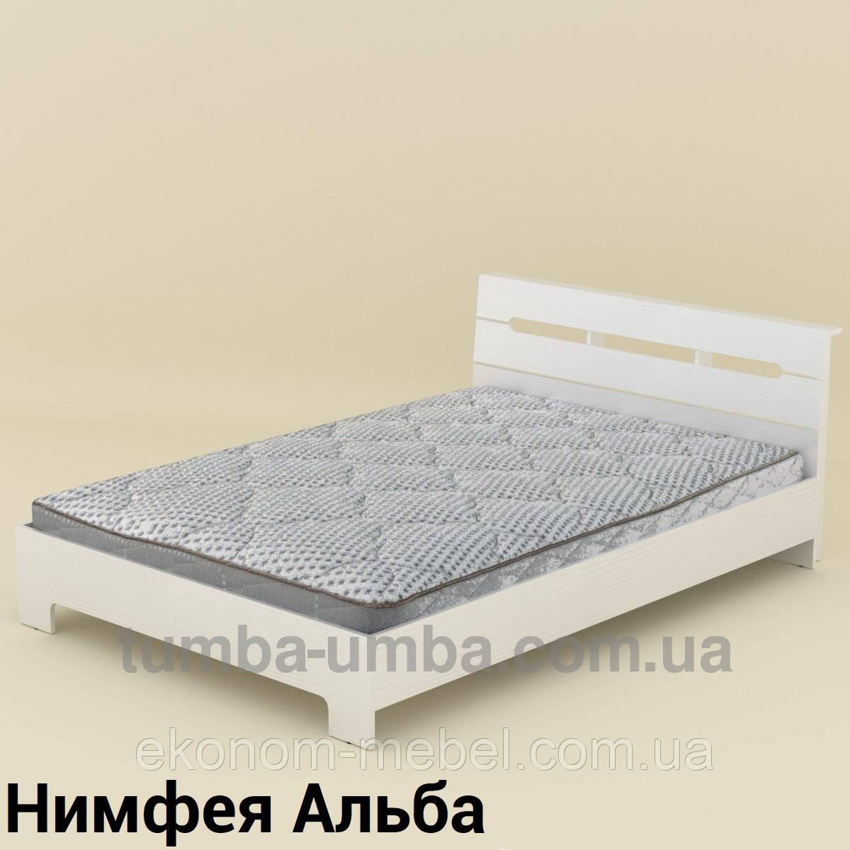 Кровать Стиль-140 ДСП полуторная