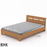 Кровать Стиль-140 ДСП полуторная, фото 5