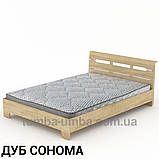 Кровать Стиль-140 ДСП полуторная, фото 6