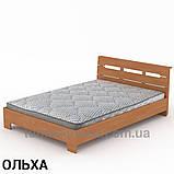 Кровать Стиль-140 ДСП полуторная, фото 8