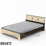 Кровать Стиль-140 ДСП полуторная, фото 9