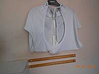 Летняя подростковая курточка-накидка, фото 1