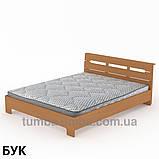 Кровать Стиль-160 двуспальная эконом-класса, фото 5