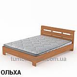 Кровать Стиль-160 двуспальная эконом-класса, фото 7