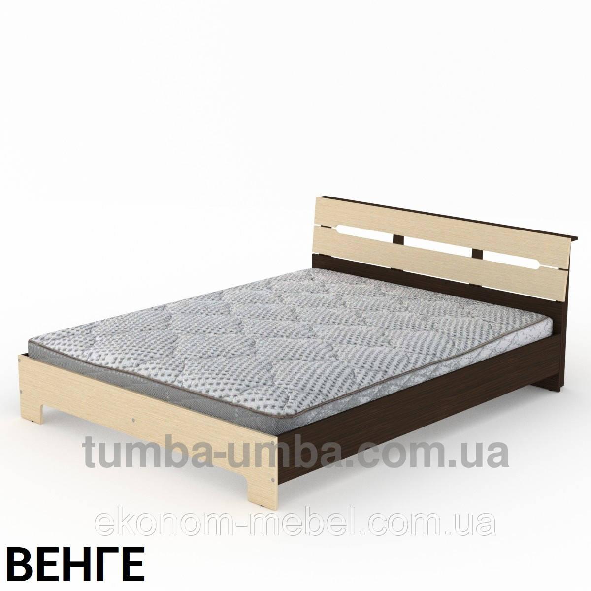Кровать Стиль-160 двуспальная эконом-класса
