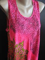 Молодіжні штапельні сарафани на літо, фото 1