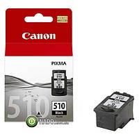 Картридж Canon струйный, PG-510Bk для Canon Pixma MP 240/PixmaMP250/PixmaMP270/PixmaMP490 black
