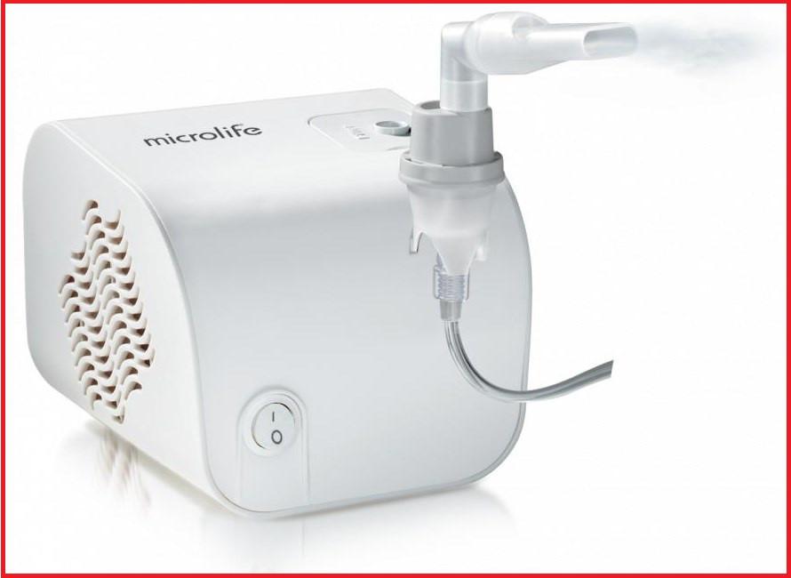 Ингалятор небулайзер компрессорный Microlife NEB 100.  Небулайзер микролайф