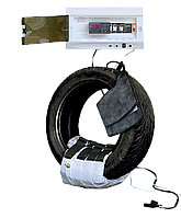 Вулканизатор для шиномонтажа с гибкими нагревательными элементами ОЛКО-1